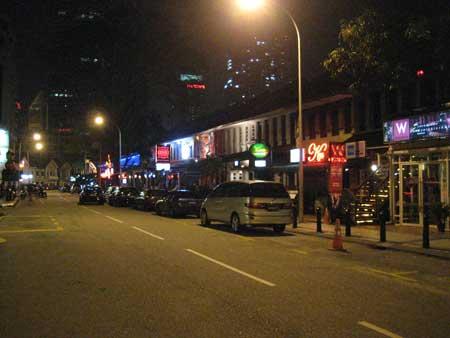 Asian Heritage Row Kuala Lumpur