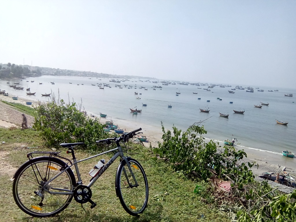Phan Thiet cycle tour training