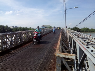 Saigon Bridge