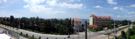 Panoramic view from my balcony in Phu Quoc