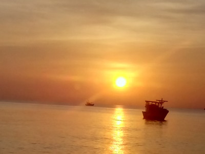 Long beach Sunset, Phu Quoc