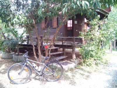 cycling in Thailand - Phi Mai