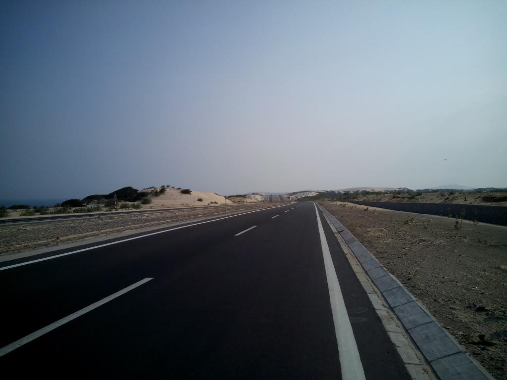 Mui Ne Desert Road
