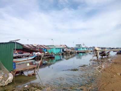 Kampong Luong Floating Village