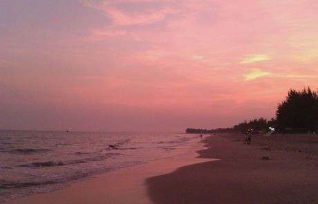 Mui Ne Sunset
