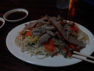 Noodles Duck Kampot