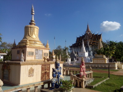 White Wat Oudong
